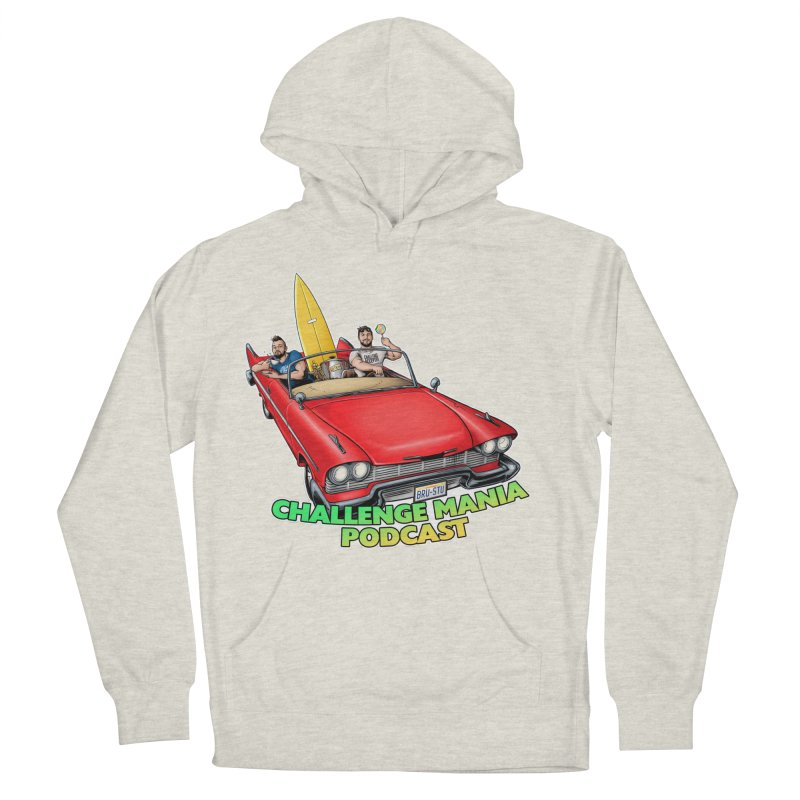 West Coast Mania Men's Pullover Hoody by Challenge Mania Shop