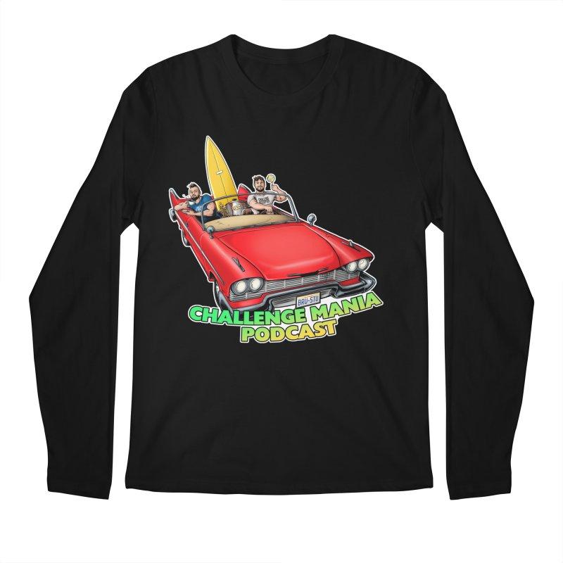 West Coast Mania Men's Regular Longsleeve T-Shirt by Challenge Mania Shop