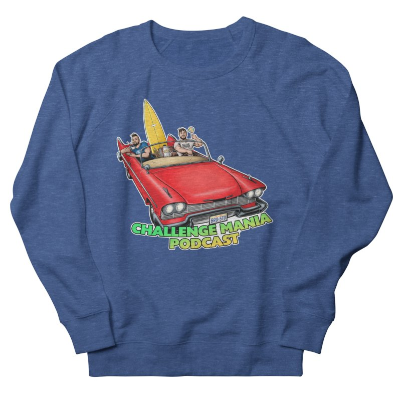 West Coast Mania Men's Sweatshirt by Challenge Mania Shop