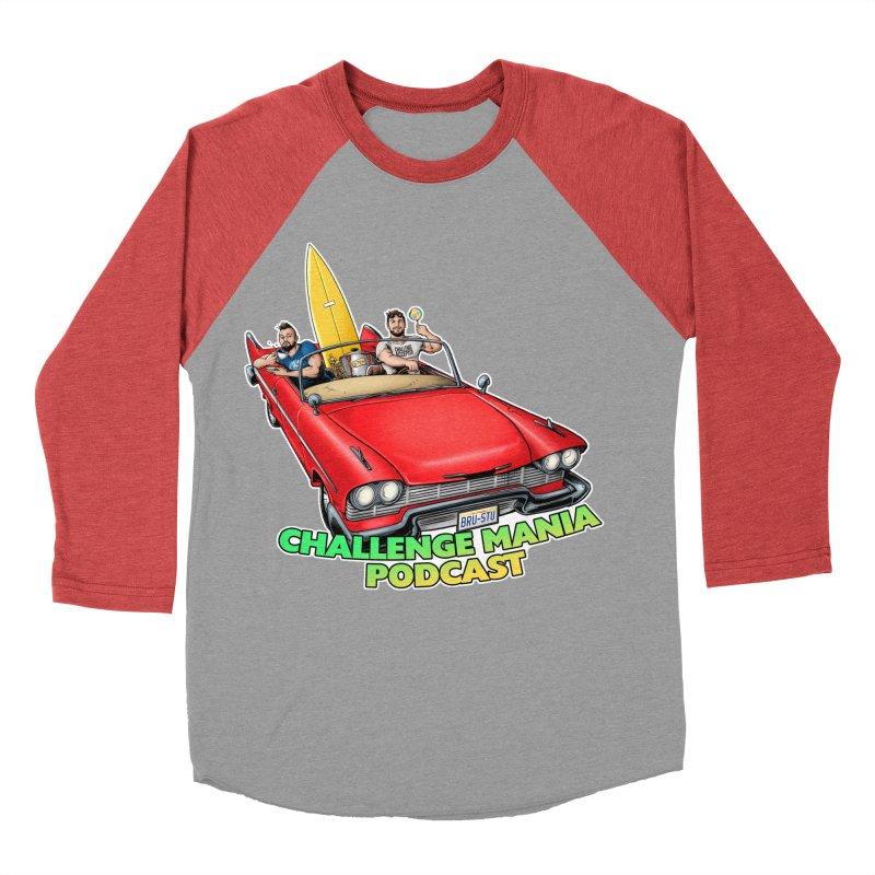 West Coast Mania Women's Baseball Triblend Longsleeve T-Shirt by Challenge Mania Shop