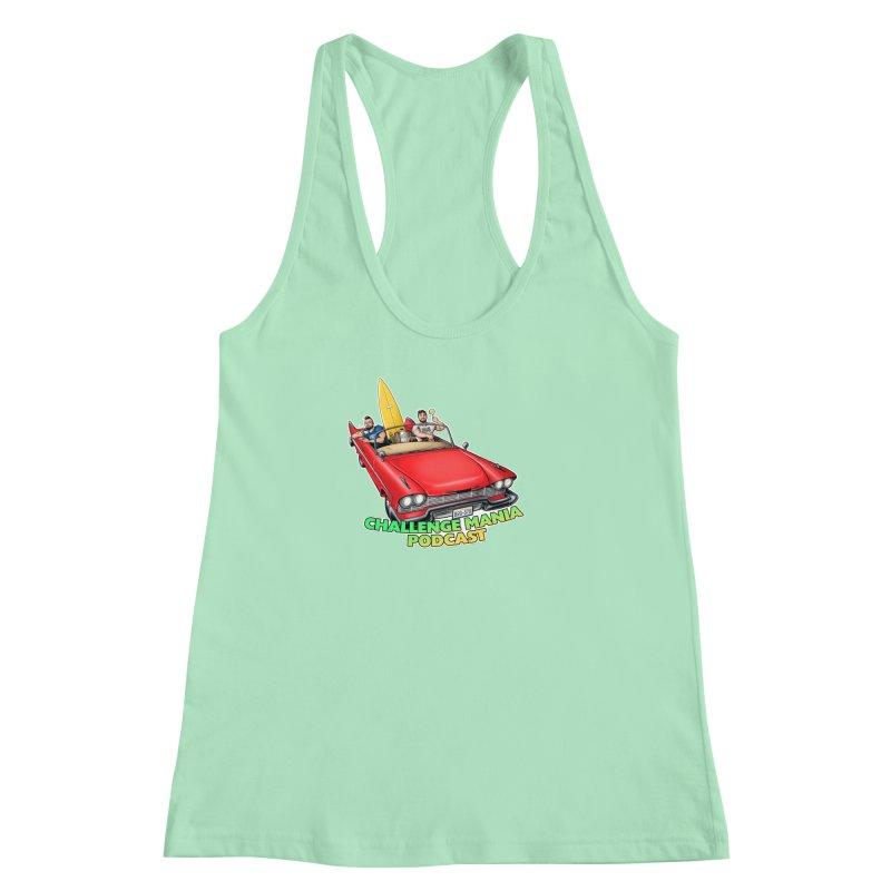 West Coast Mania Women's Tank by Challenge Mania Shop