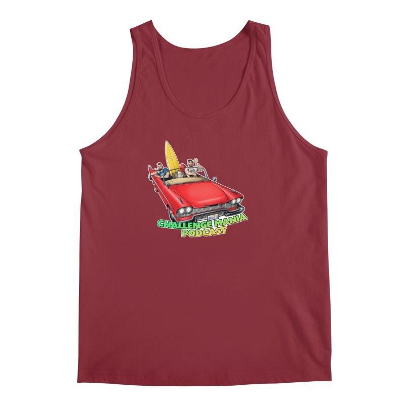 West Coast Mania Men's Tank by Challenge Mania Shop