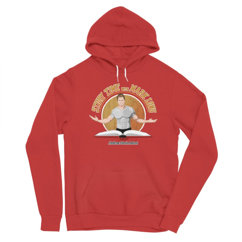Story Time with Mark Long Women's Pullover Hoody by Challenge Mania Shop