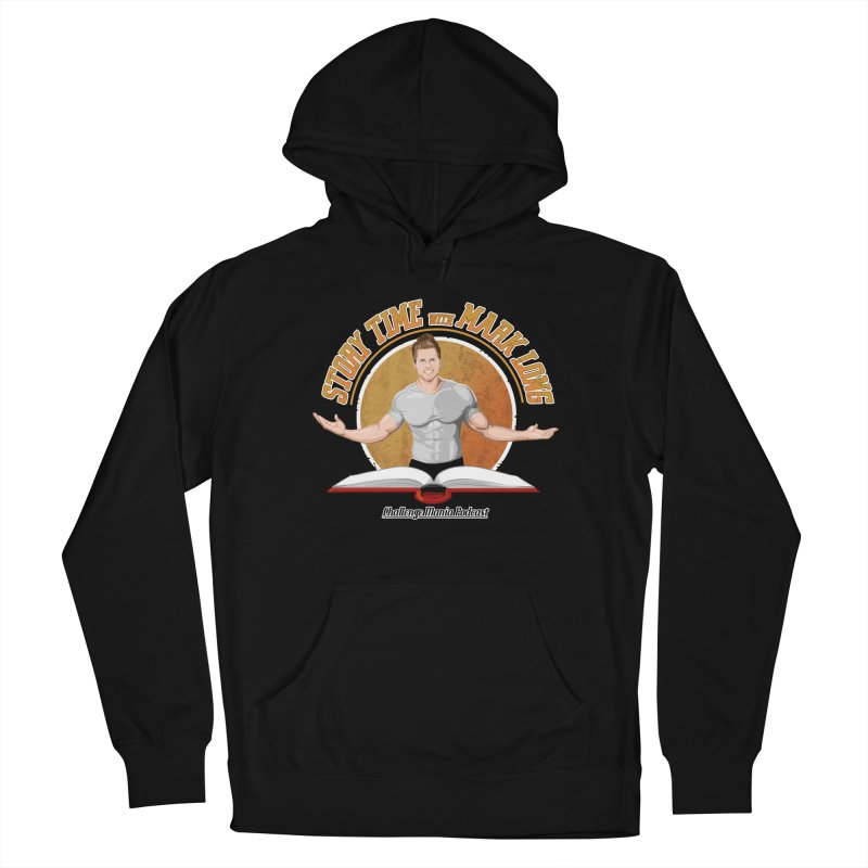 Story Time with Mark Long Men's Pullover Hoody by Challenge Mania Shop