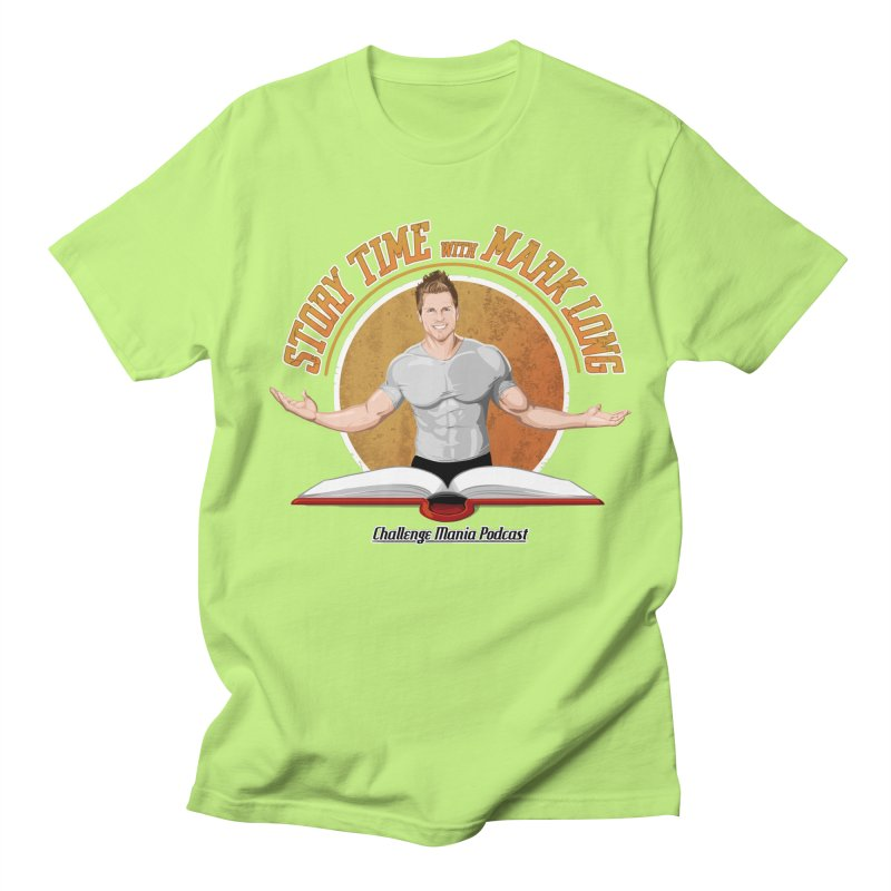 Story Time with Mark Long Women's T-Shirt by Challenge Mania Shop