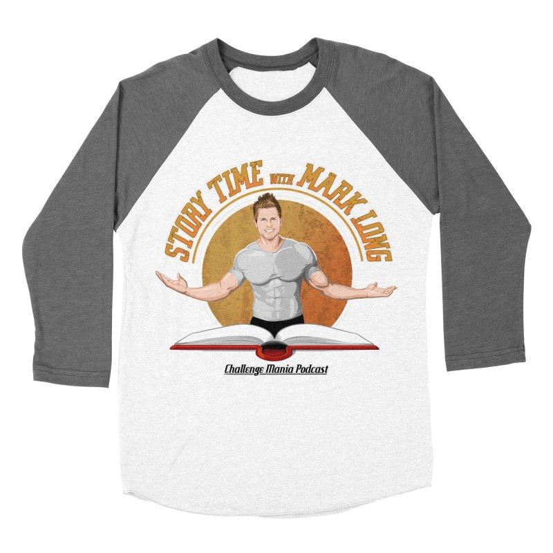 Story Time with Mark Long Women's Longsleeve T-Shirt by Challenge Mania Shop