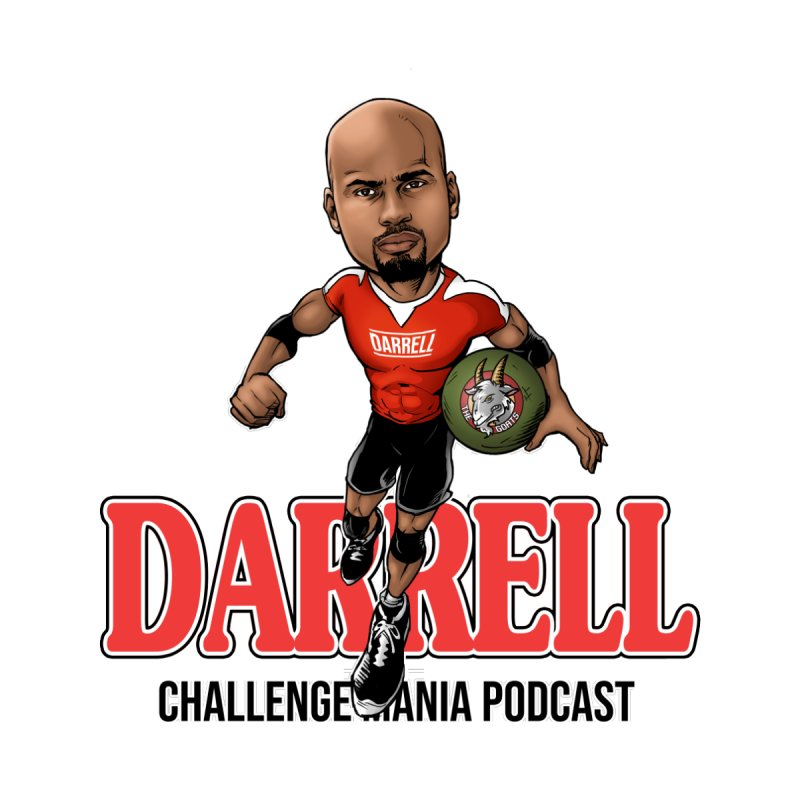 Darrell The Goat   by Challenge Mania Shop