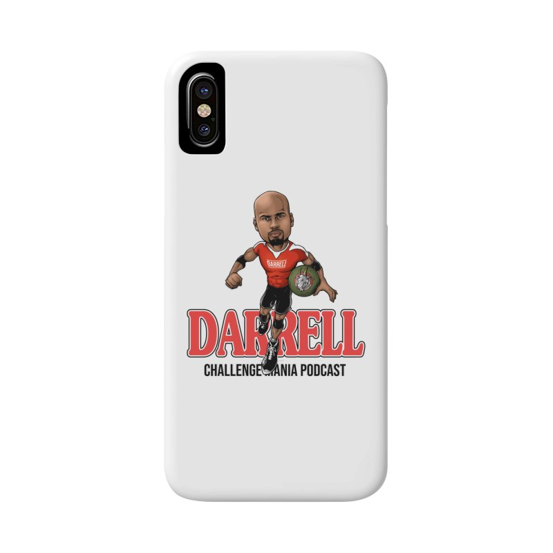 Darrell The Goat Accessories Phone Case by Challenge Mania Shop