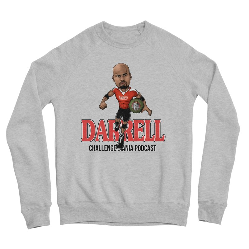 Darrell The Goat Women's Sweatshirt by Challenge Mania Shop