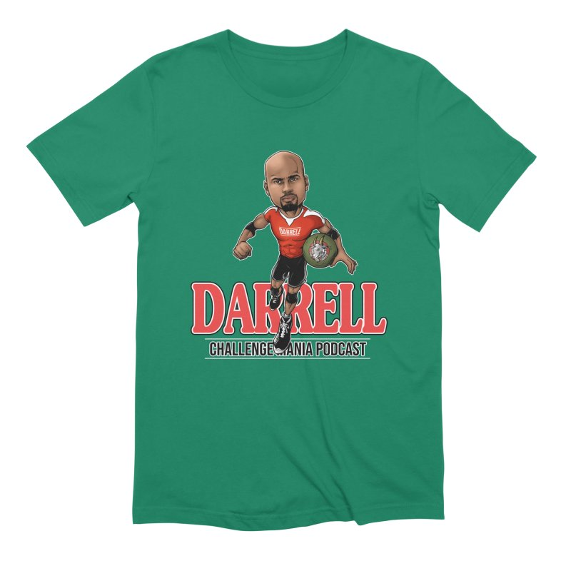Darrell The Goat Men's Extra Soft T-Shirt by Challenge Mania Shop