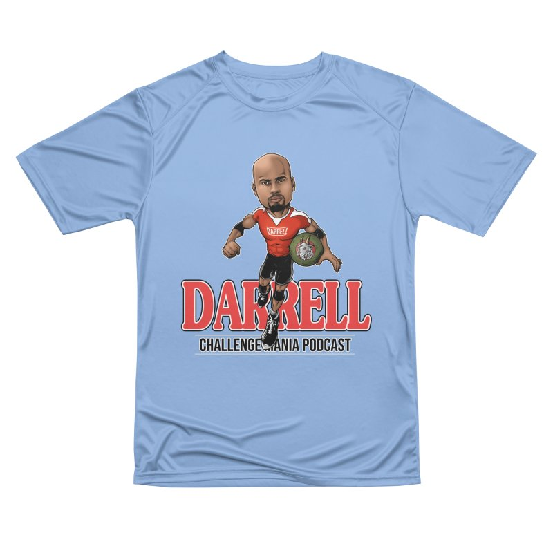 Darrell The Goat Men's T-Shirt by Challenge Mania Shop