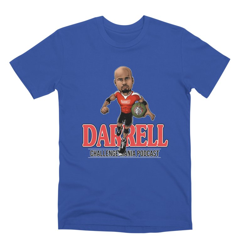 Darrell The Goat Men's Premium T-Shirt by Challenge Mania Shop