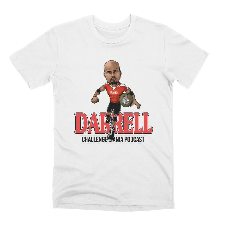 Darrell The Goat Men's Premium T-Shirt by Challenge Mania Shop