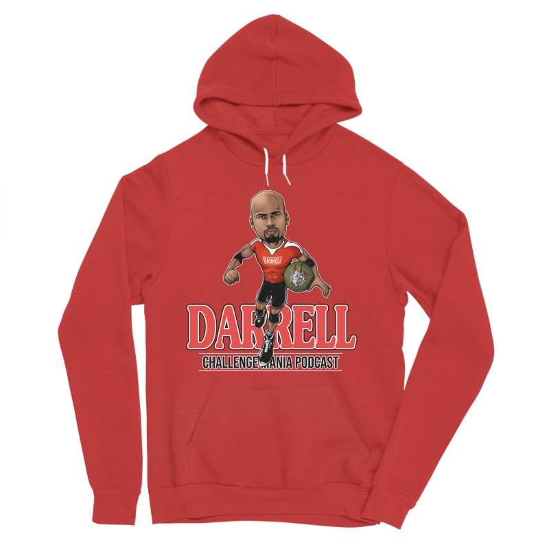 Darrell The Goat Men's Pullover Hoody by Challenge Mania Shop