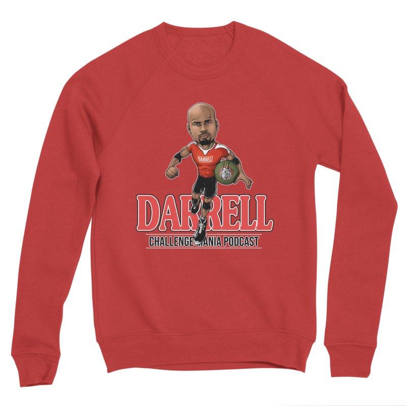 Darrell The Goat Women's Sweatshirt by Challenge Mania Shop