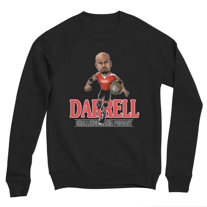 Darrell The Goat Men's Sponge Fleece Sweatshirt by Challenge Mania Shop