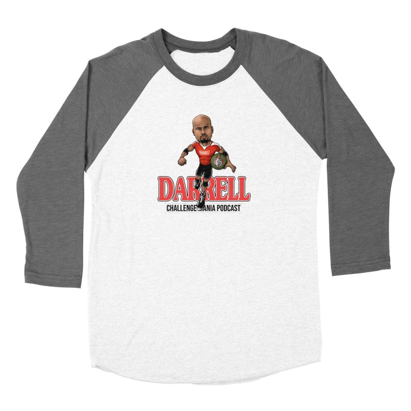 Darrell The Goat Women's Longsleeve T-Shirt by Challenge Mania Shop