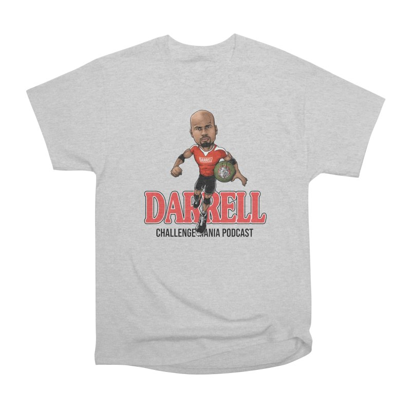 Darrell The Goat Men's Heavyweight T-Shirt by Challenge Mania Shop