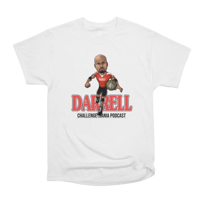 Darrell The Goat Women's Heavyweight Unisex T-Shirt by Challenge Mania Shop