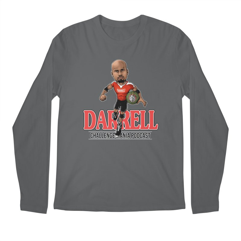 Darrell The Goat Men's Longsleeve T-Shirt by Challenge Mania Shop