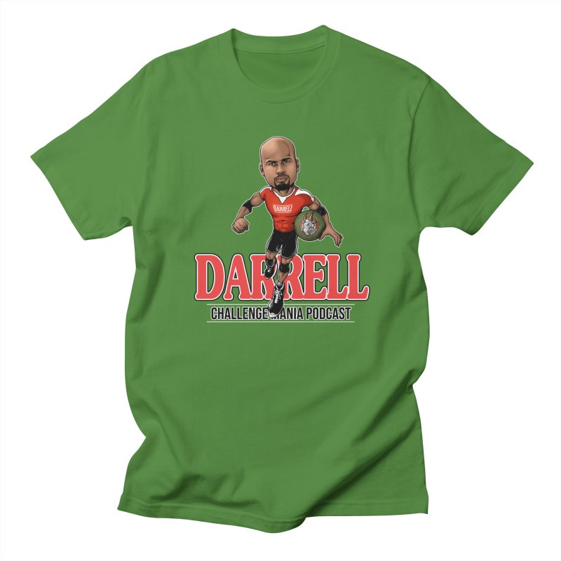 Darrell The Goat Men's Regular T-Shirt by Challenge Mania Shop