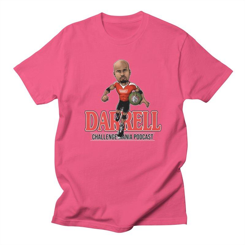 Darrell The Goat Men's Regular T-Shirt by Challenge Mania Shop