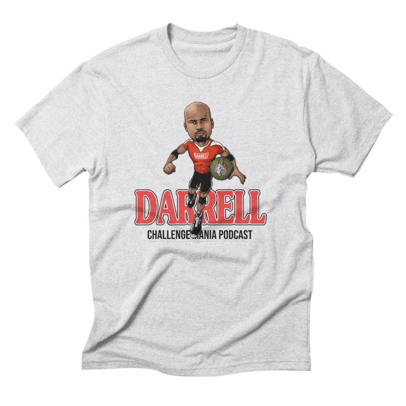 Darrell The Goat Men's Triblend T-Shirt by Challenge Mania Shop