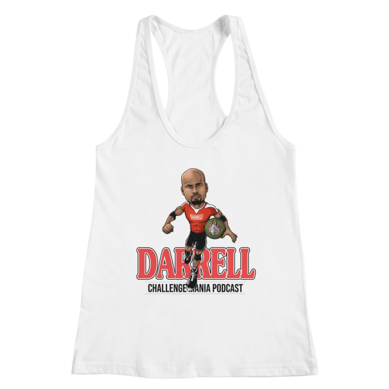 Darrell The Goat Women's Tank by Challenge Mania Shop