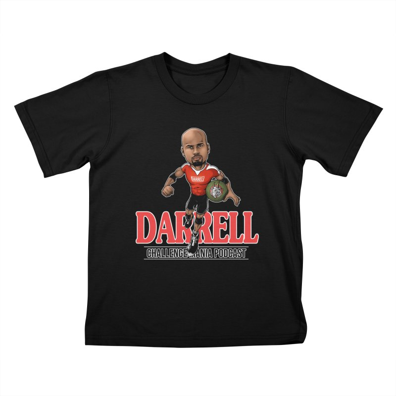 Darrell The Goat Kids T-Shirt by Challenge Mania Shop