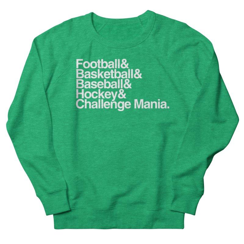 Fifth Sport (White) Women's Sweatshirt by Challenge Mania Shop