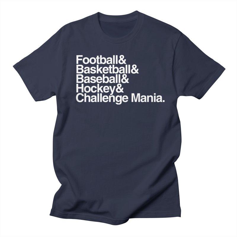Fifth Sport (White) Women's Regular Unisex T-Shirt by Challenge Mania Shop