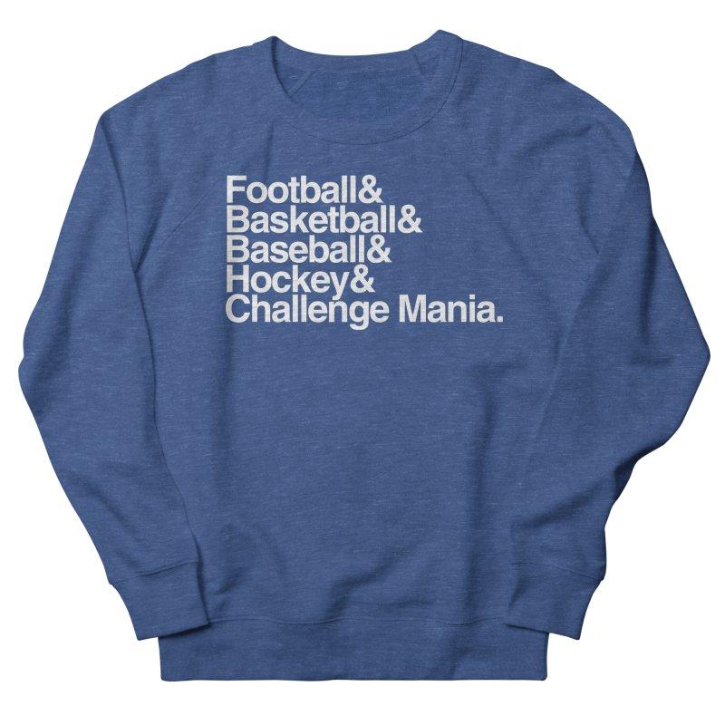 Fifth Sport (White) Men's Sweatshirt by Challenge Mania Shop