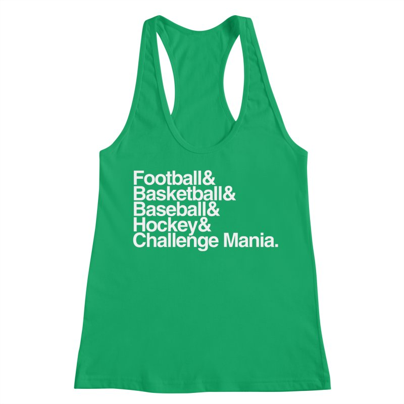 Fifth Sport (White) Women's Tank by Challenge Mania Shop