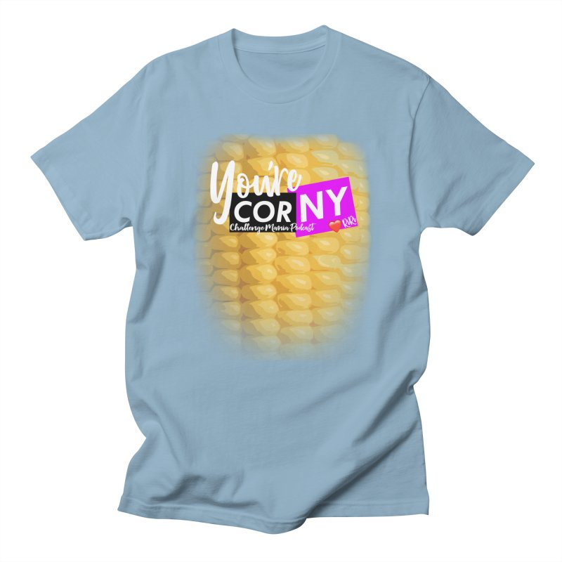 Marie You're Corny Women's T-Shirt by Challenge Mania Shop