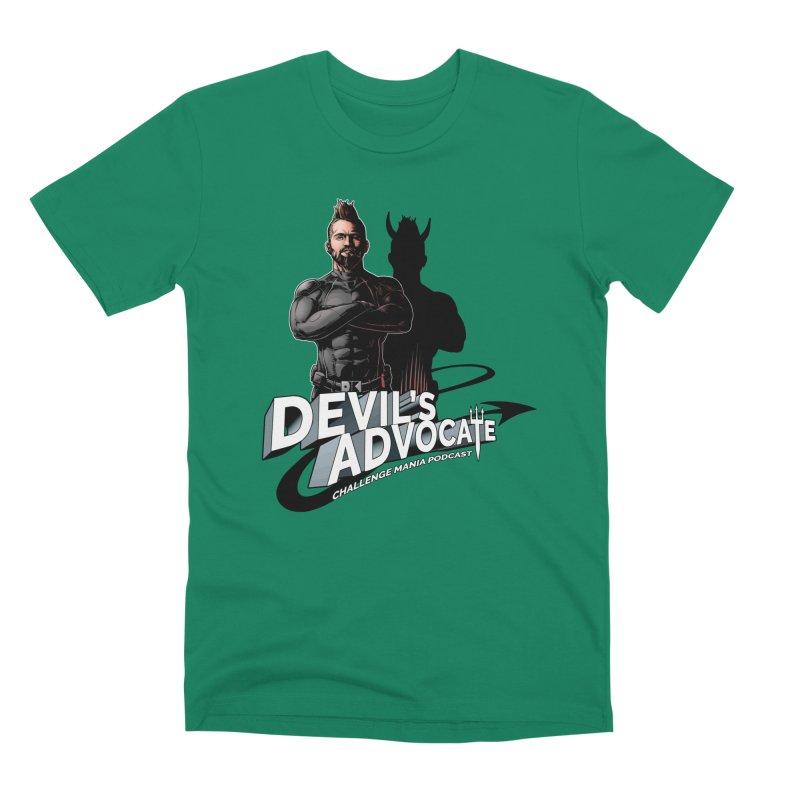 Devil's Advocate Men's Premium T-Shirt by Challenge Mania Shop