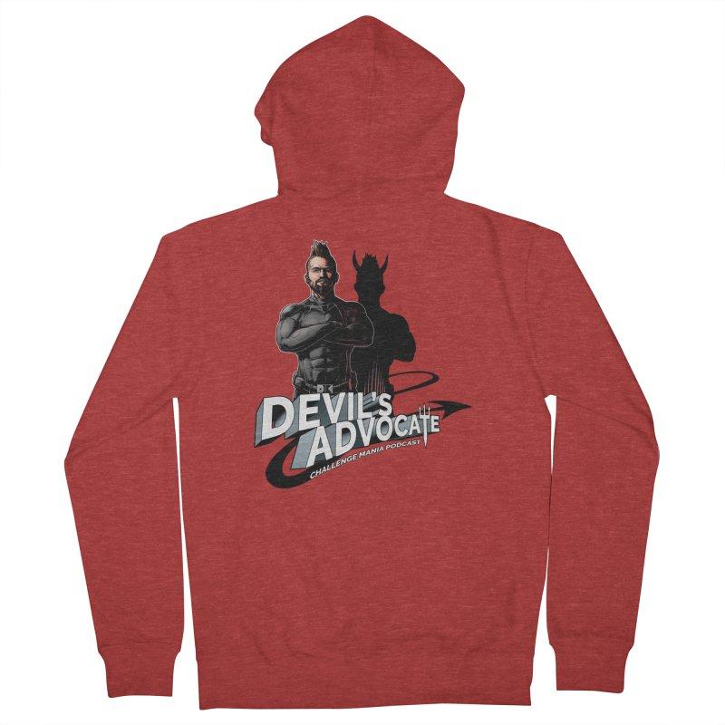 Devil's Advocate Women's Zip-Up Hoody by Challenge Mania Shop