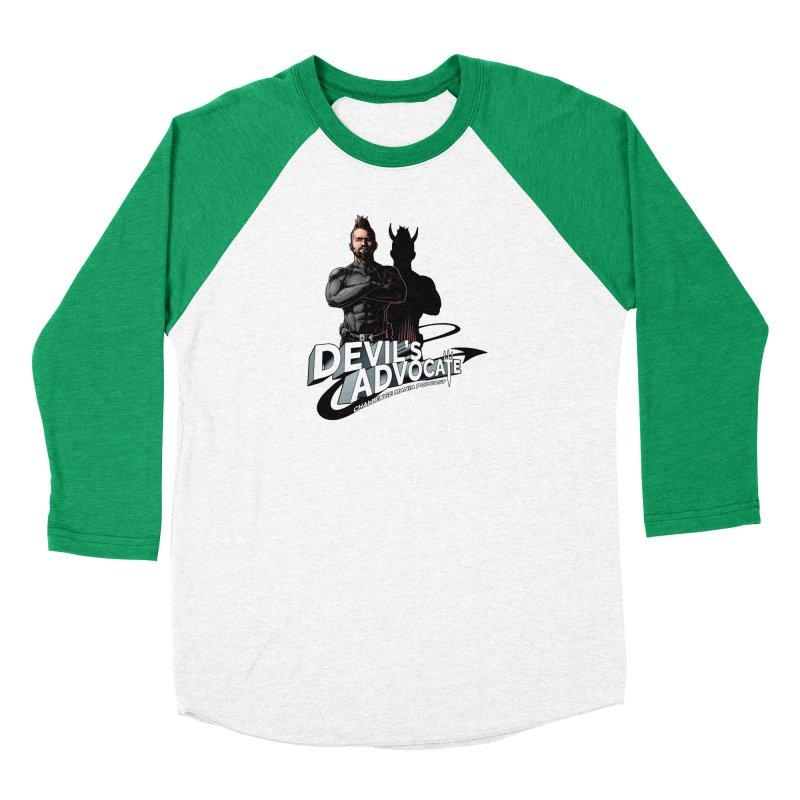 Devil's Advocate Women's Longsleeve T-Shirt by Challenge Mania Shop