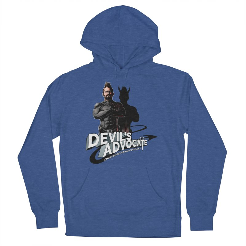 Devil's Advocate Women's Pullover Hoody by Challenge Mania Shop