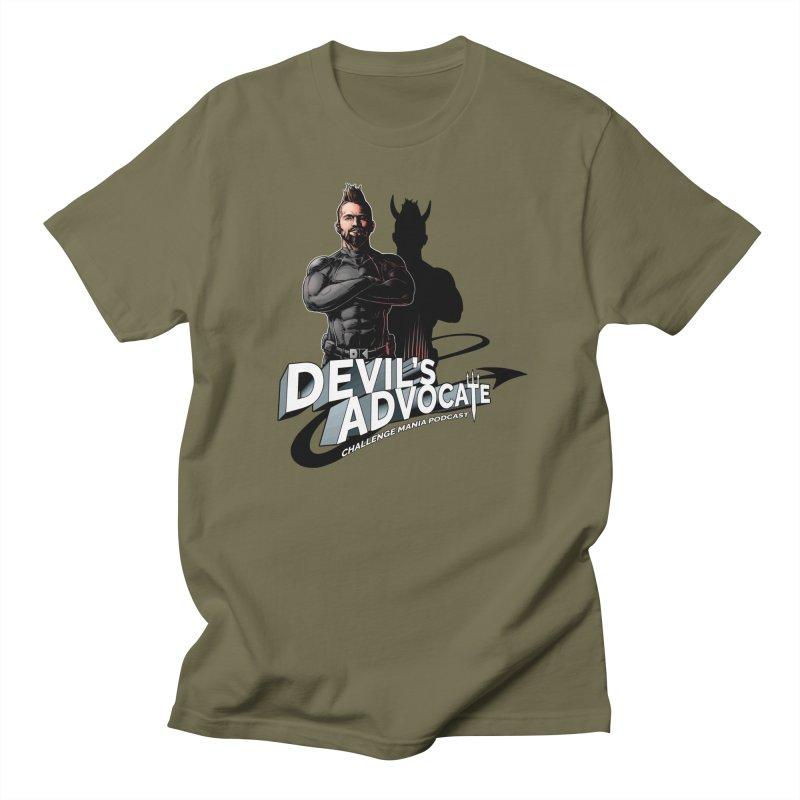 Devil's Advocate Men's T-Shirt by Challenge Mania Shop