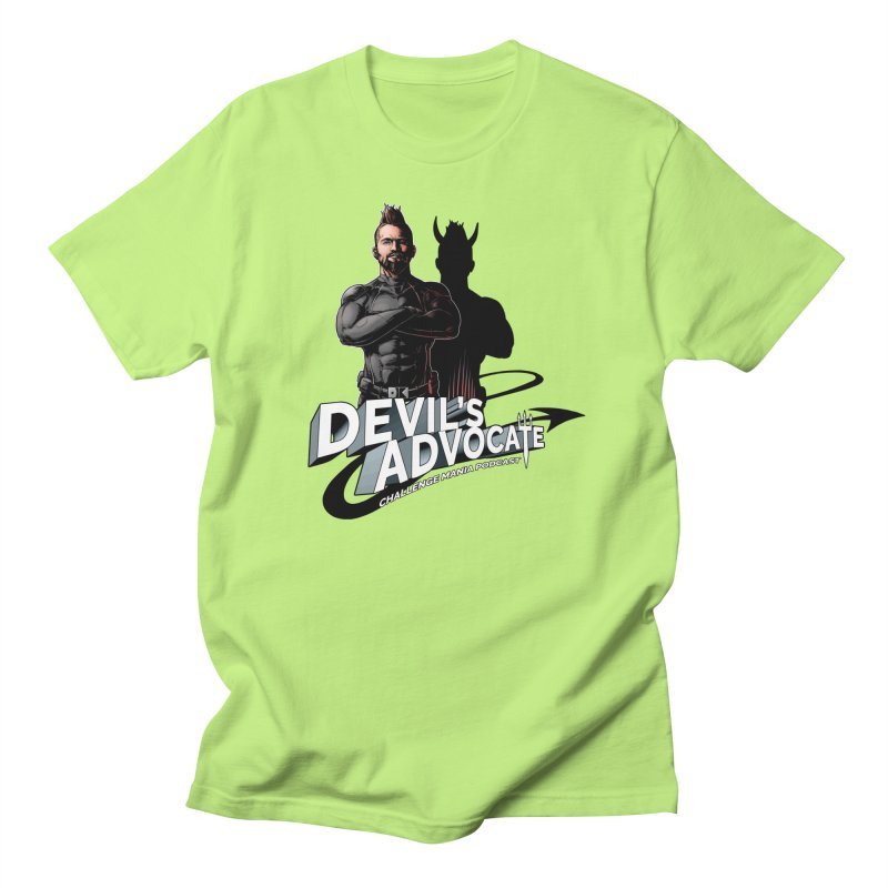 Devil's Advocate Men's T-Shirt by Challenge Mania Shop