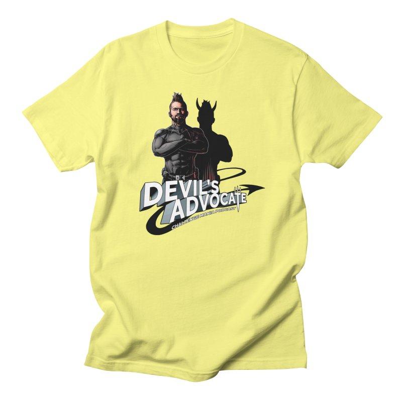 Devil's Advocate Women's T-Shirt by Challenge Mania Shop