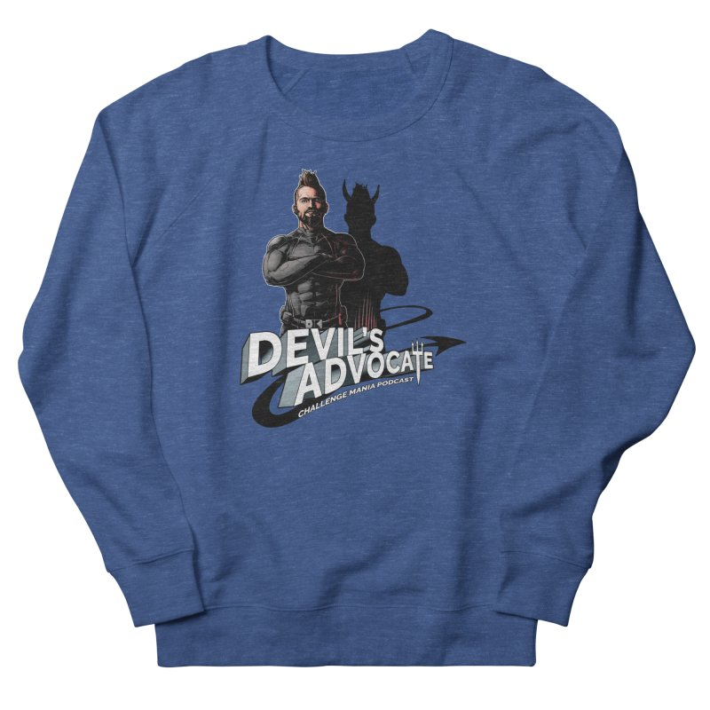 Devil's Advocate Women's Sweatshirt by Challenge Mania Shop