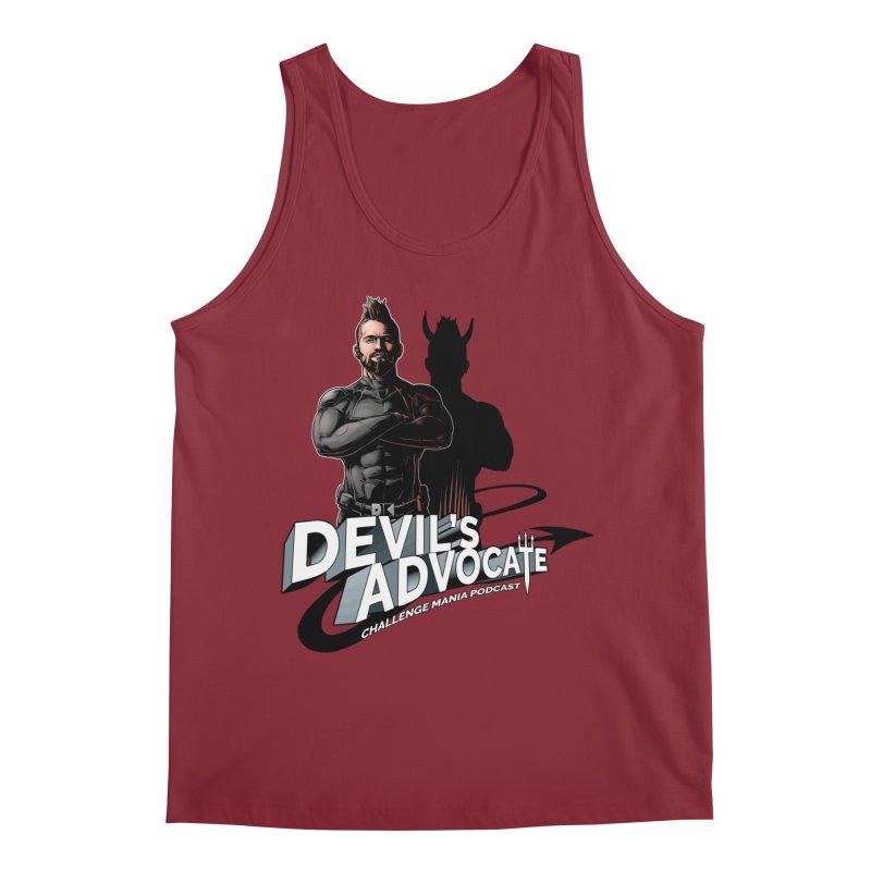 Devil's Advocate Men's Tank by Challenge Mania Shop