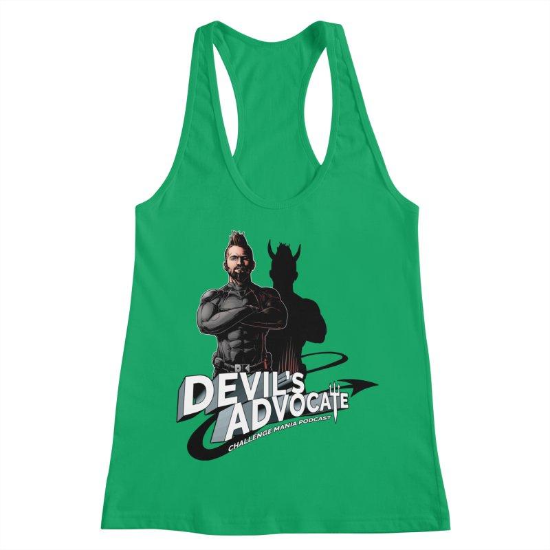 Devil's Advocate Women's Tank by Challenge Mania Shop