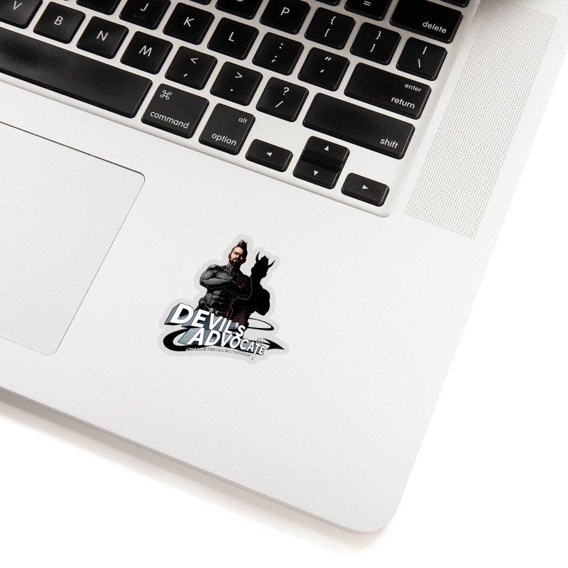Devil's Advocate Accessories Sticker by Challenge Mania Shop