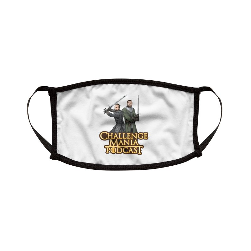 Game of Pods Accessories Face Mask by Challenge Mania Shop