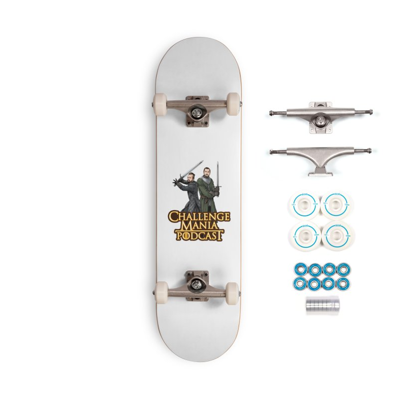 Game of Pods Accessories Complete - Basic Skateboard by Challenge Mania Shop