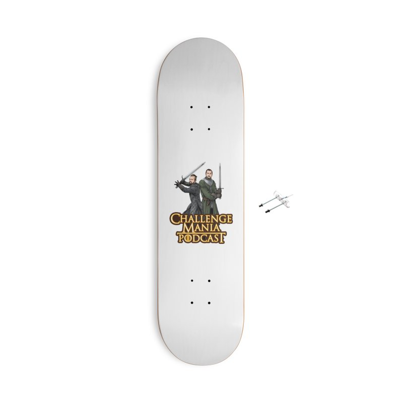 Game of Pods Accessories With Hanging Hardware Skateboard by Challenge Mania Shop