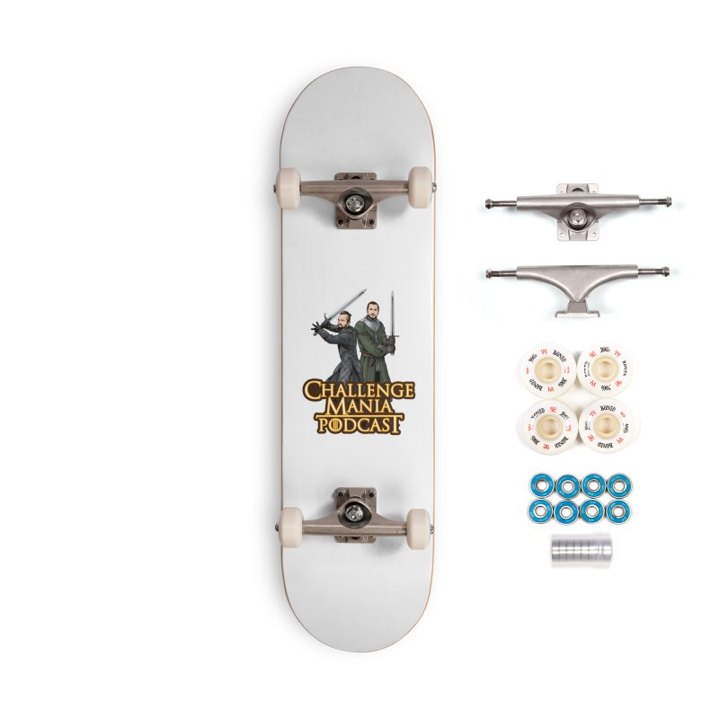 Game of Pods Accessories Complete - Premium Skateboard by Challenge Mania Shop