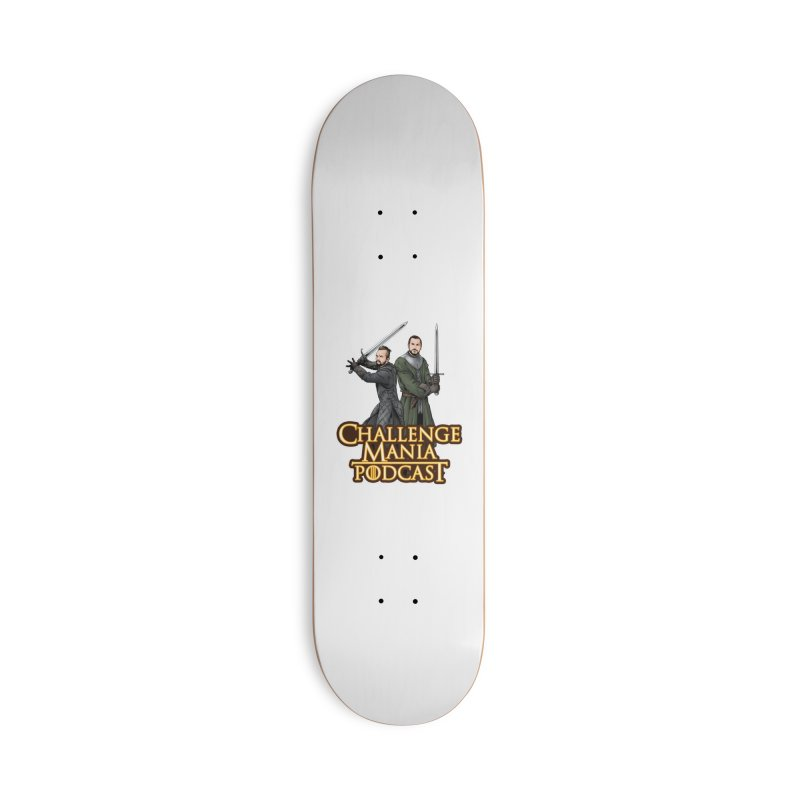 Game of Pods Accessories Skateboard by Challenge Mania Shop